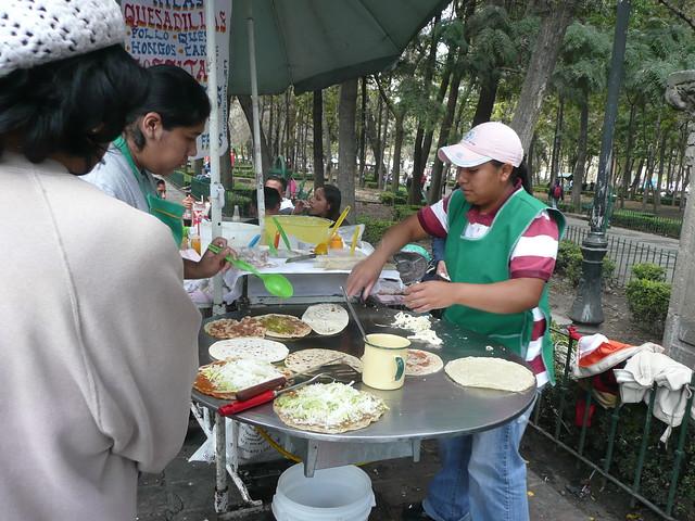 Mmm... street food