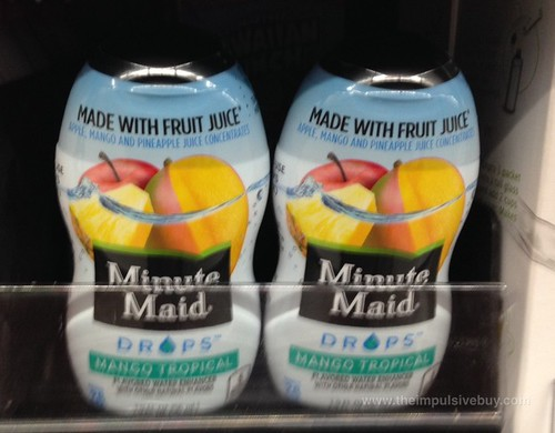 Minute Maid Drops Mango Tropical