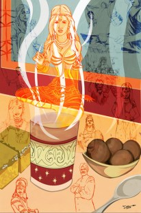 The Apsara of Chai
