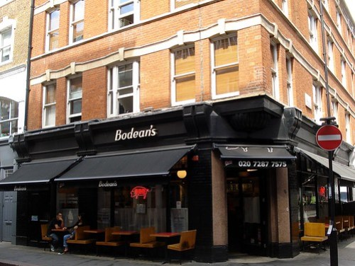 Bodean's, Soho, London W1