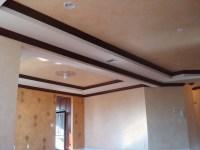 stencil tray ceiling | Flickr - Photo Sharing!