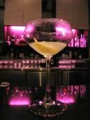A JT gin-citrus cocktail