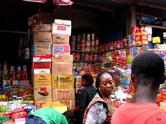 The retail market