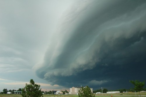 06-24-09 Ominous Outflow!!!