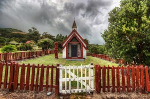 The Lonely Church by Trey Ratcliff