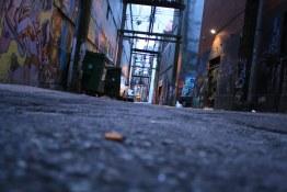 Gastown alleyway