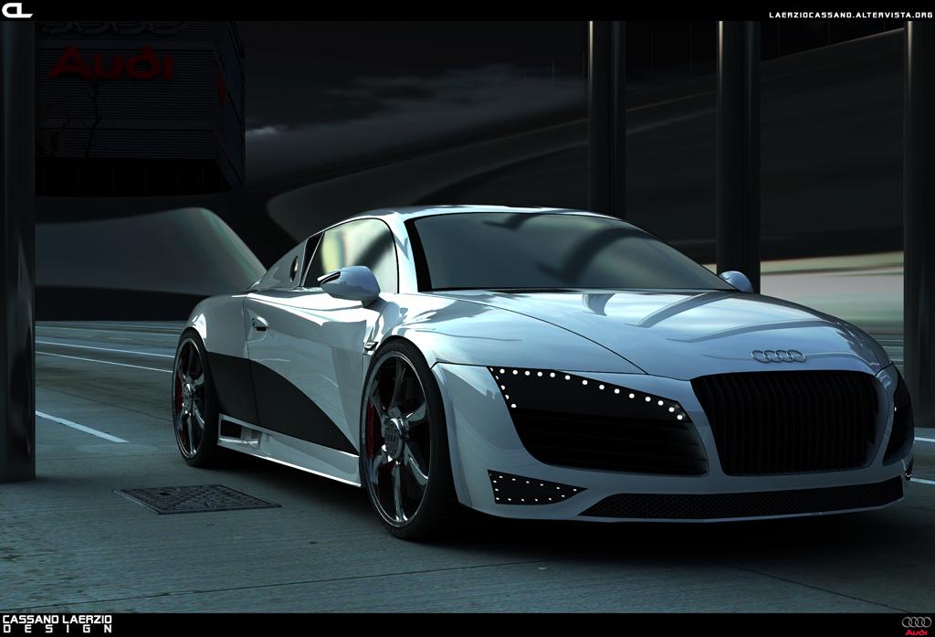 Audi Concept Car Wallpaper Audi R7 Autos Post
