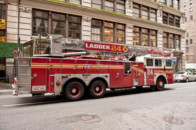 New York New York New York Fire Department Nyfd