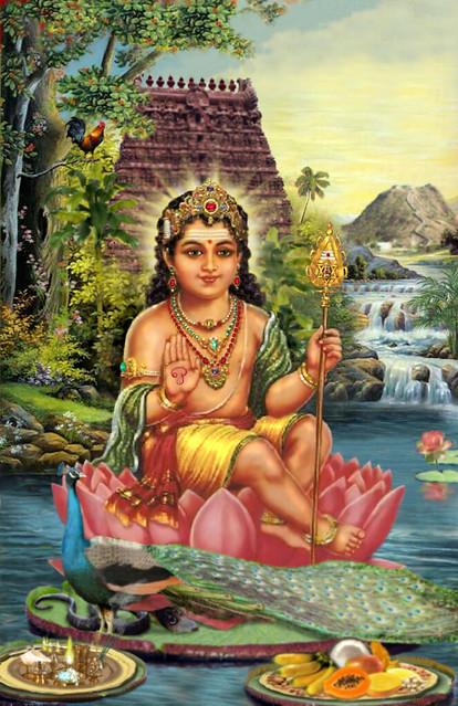 Maa Durga 3d Hd Wallpaper Kartikeya Flickr Photo Sharing