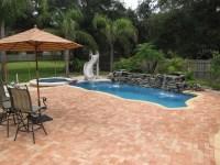 Key West 41a ~ Viking Pools ~ Free Form Design ~ Backyard ...