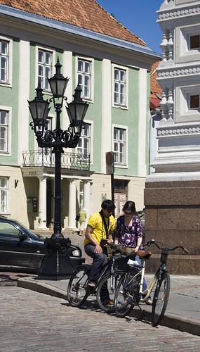 Gamla stan/Old Town, Tallinn