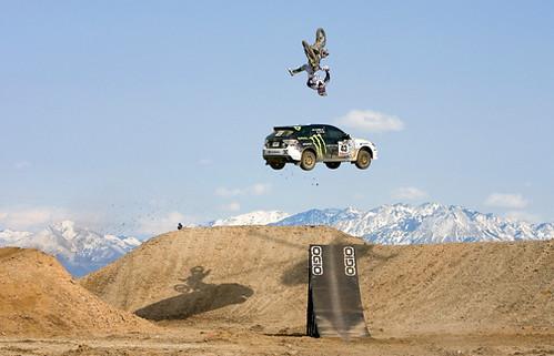 Kawasaki Wallpaper Hd Travis Pastrana And Ken Block Nitro Circus Flickr