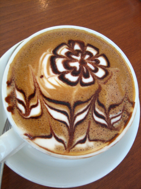 Extreme Latte Art