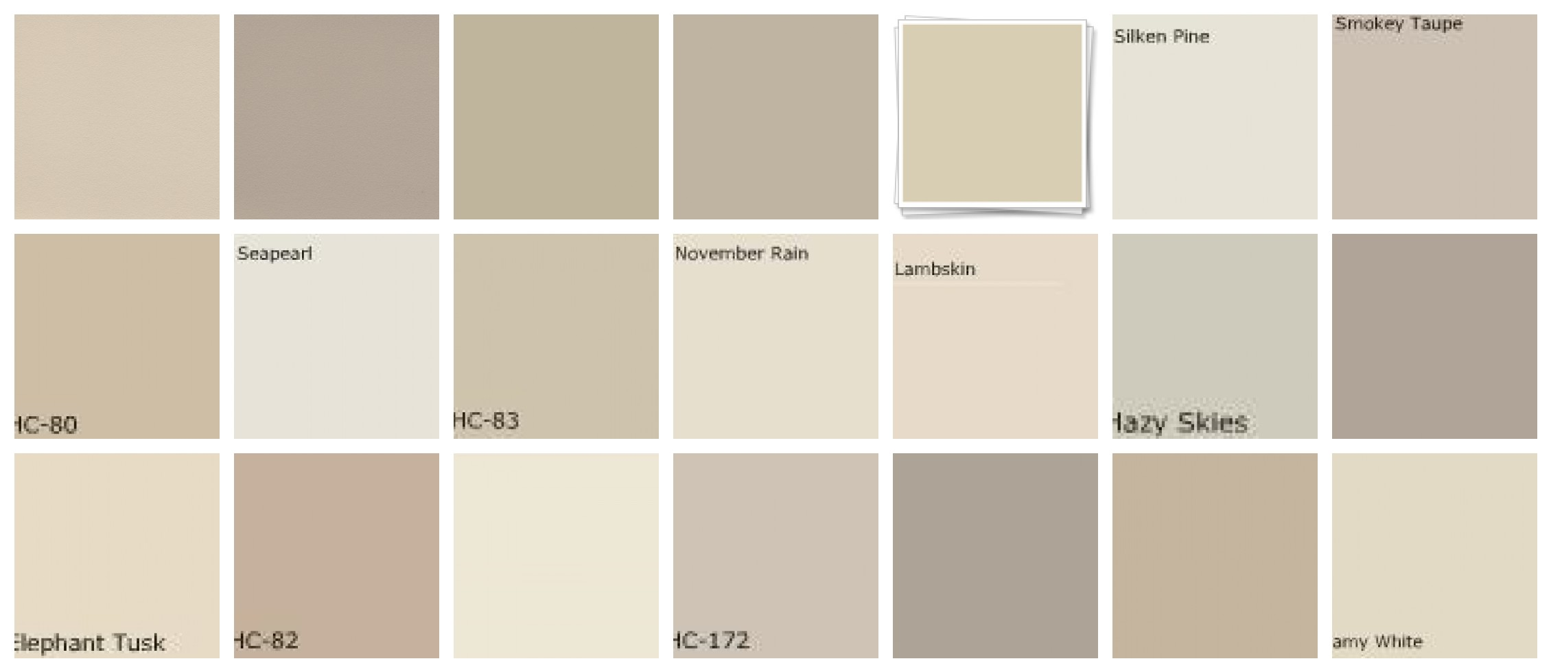 Best Neutral Paint Colors