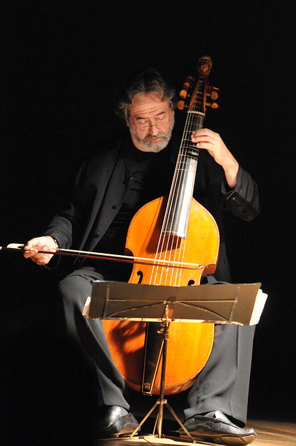 Jordi Savall – Nokturno na Pražském jaru / Nocturne at the Prague Spring (24.5.2009)
