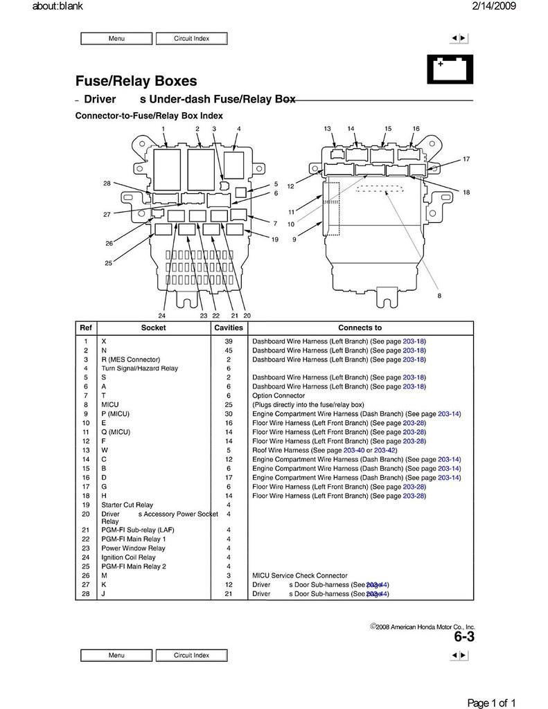 honda stream user wiring diagram