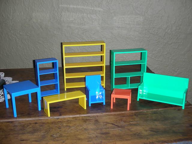 Ikea Dollhouse Furniture