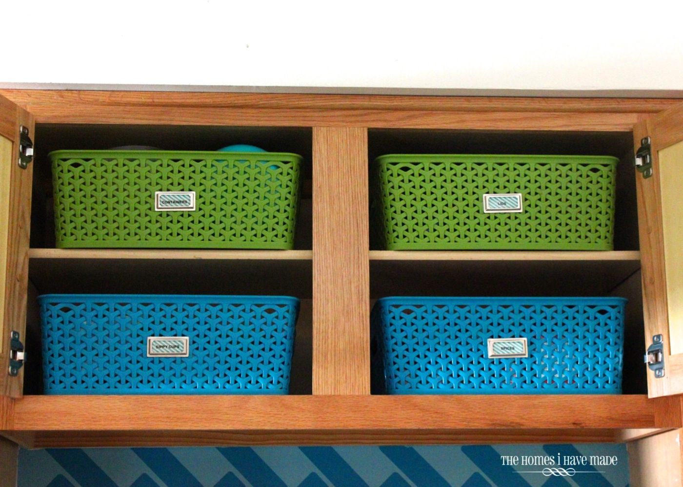 Kitchen Cabinet Organizer Ideas Storage Ideas For Little Upper Cabinets The Homes I Have Made