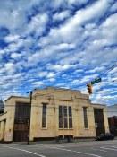 Salvation Army Building Hastings Street | East