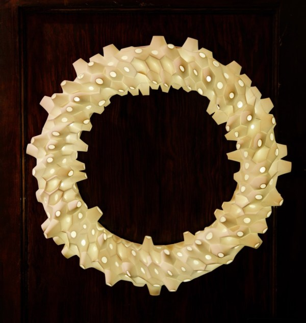 The Jingle & Mingle Designer Wreath Auction, A highlight of the holiday season in San Francisco is the annual