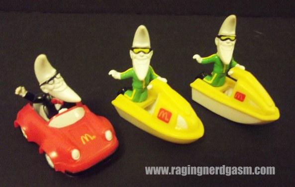 Mc Donald's Mc Tonight Happy Meal Toys