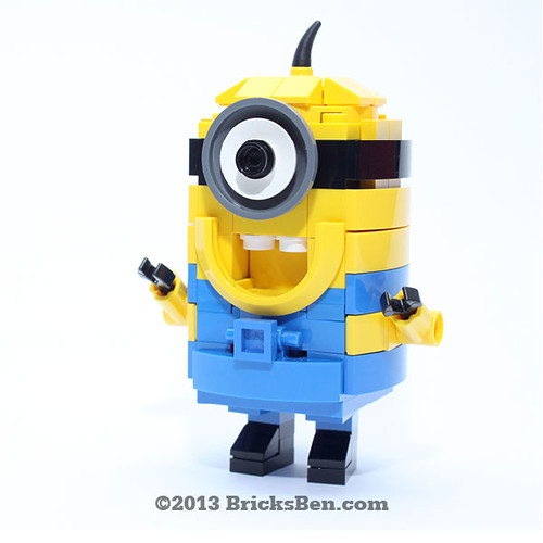 BricksBen - LEGO Despicable Me Minion - 0