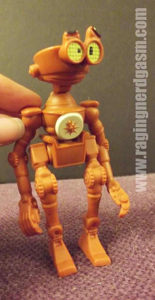 Treasure Planet BEN figure Kids Meal toy (3)