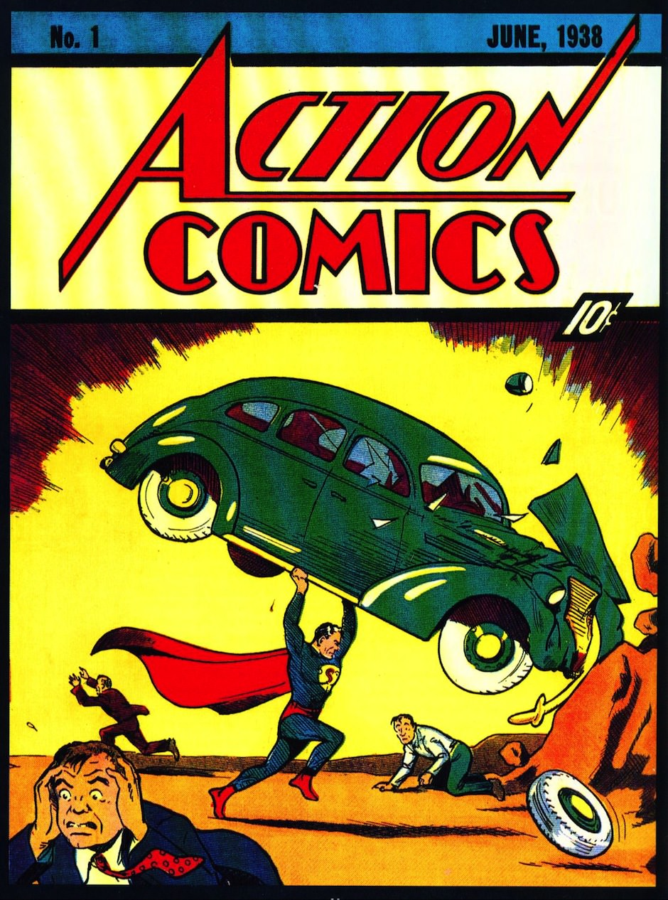 Superman-First-Comic-Action-Comics-No-1 a