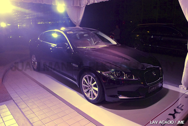 One lucky patron will be going home with this brand new Jaguar XF 2014 to be given away.