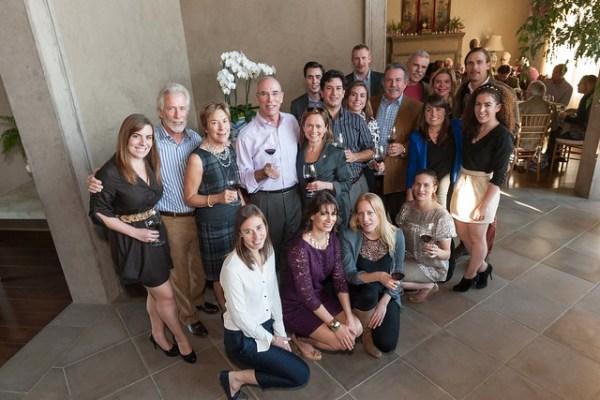 Michael Mondavi Family Estate Luncheon