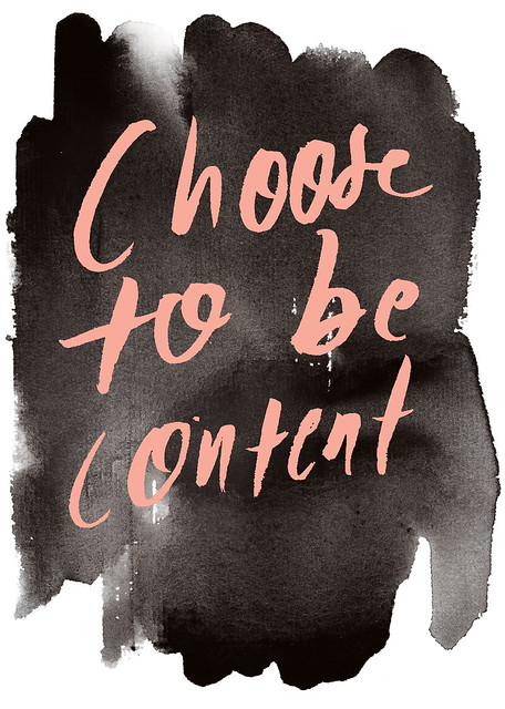 choose-to-be-content