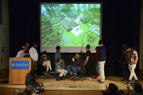 Minecraft Event, Education, 1/23/2014