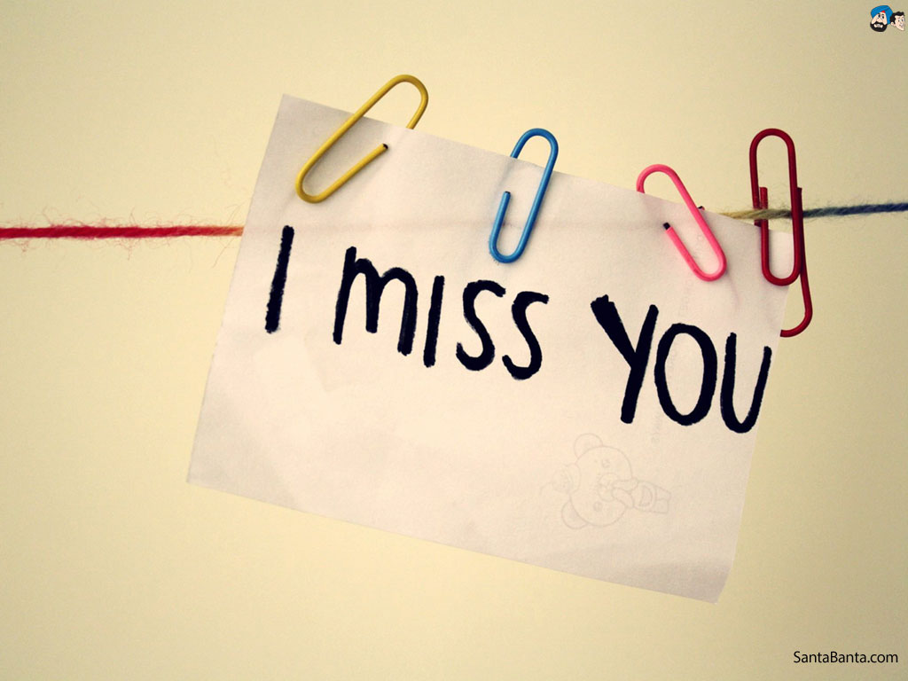 You- Best I Miss You Hd Wallpapers To Express Your Feelings