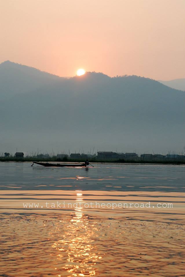 one week in Myanmar Inle Lake