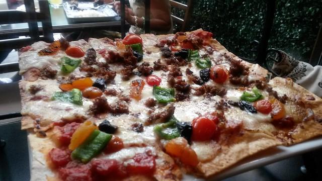 Fez pizza