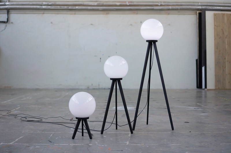 Satellite Lamps