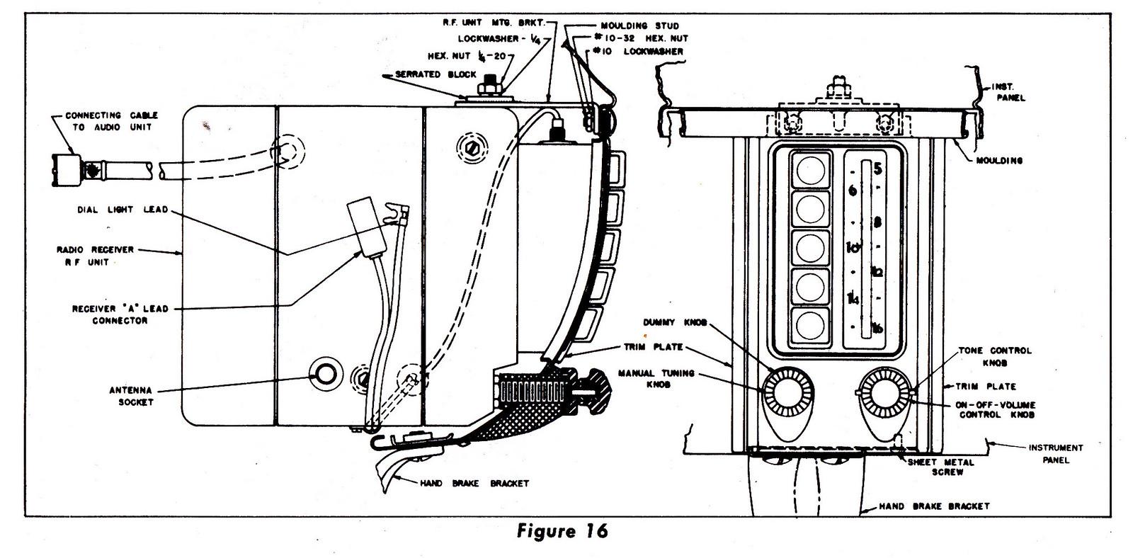 1950 Chevy Fleetline Wiring Diagram