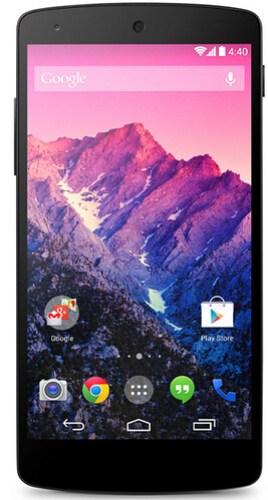 Nexus 5 in India