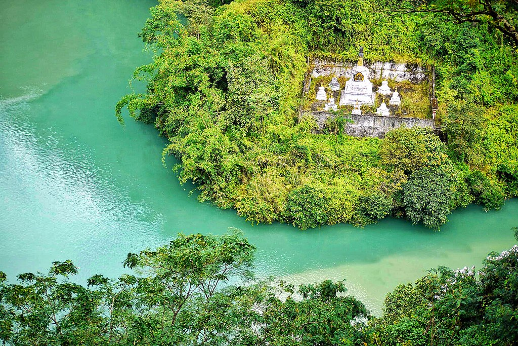Emerald Green Rivers