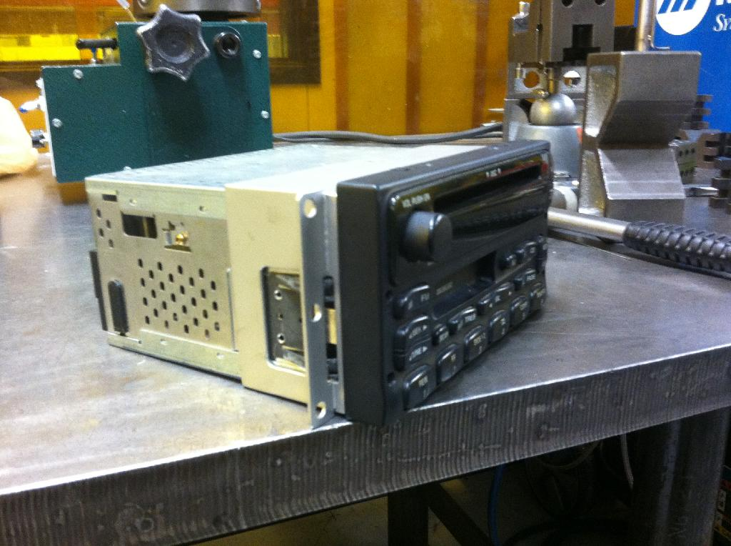 A Ford Stereo in a Metro - Geo Metro Forum
