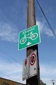 Adanac Bike Route