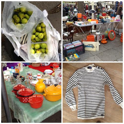 Oberkampf flea market