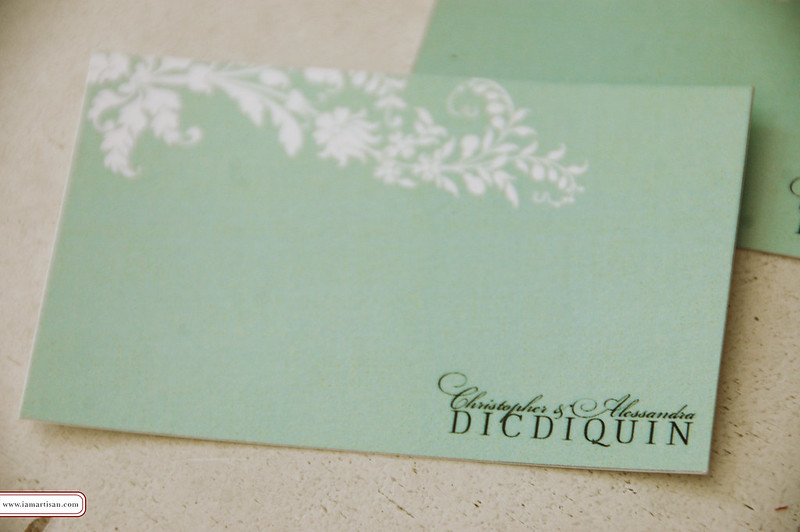 Paper and Size for Notecards \u2013 iamartisan