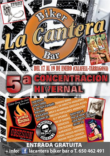 5ª Concentracion Invernal - La Cantera