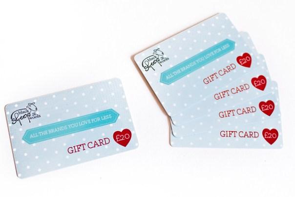 Black Sheep Wools Gift Cards