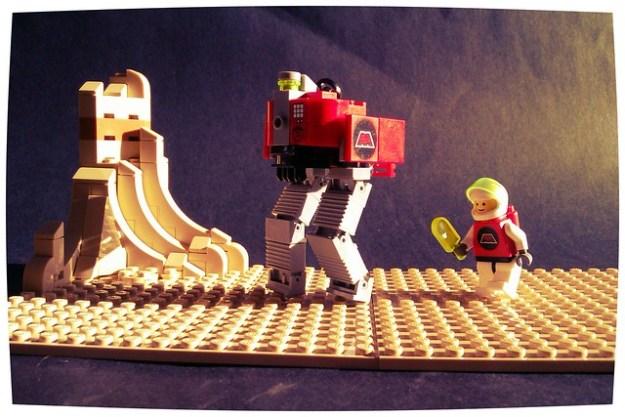 M-Tron M.U.L.E. (personal portage bot)