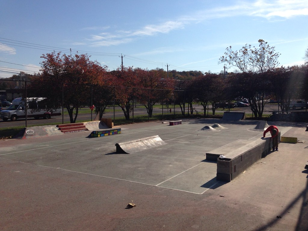 23- Skatepark USA