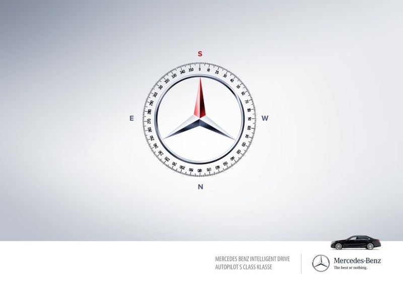 Mercedes-Autopilot
