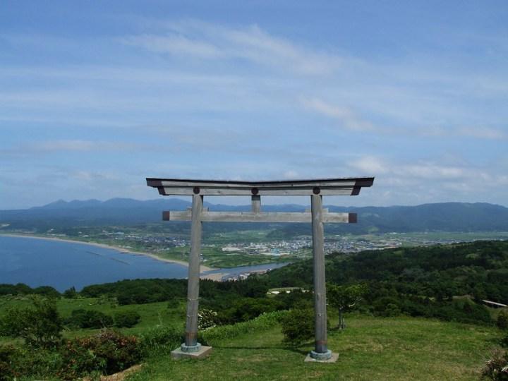 上ノ国町 夷王山神社