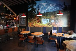 The Black Lodge, Vegetarian Eatery and Bar